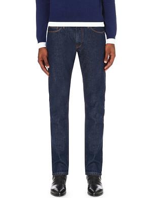REISS Falls drake regular-fit straight jeans