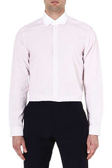 REISS Alpha slim-fit cotton shirt