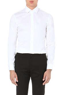 REISS Driver cotton-twill shirt