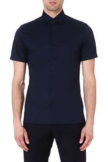 REISS Crossfire short-sleeve shirt