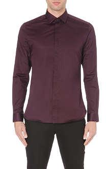 REISS Dust slim-fit cotton shirt