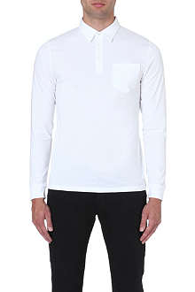 REISS Pablo jersey polo shirt