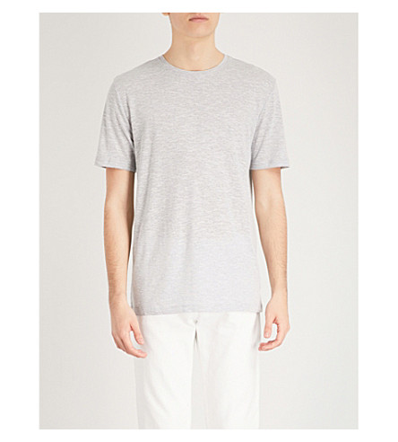 jersey REISS suave joven de gris camiseta UwqT68