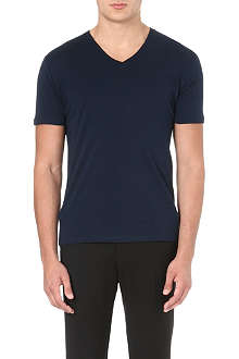 REISS Dayton v-neck t-shirt