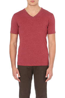 REISS V-neck t-shirt