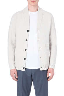 REISS Shawl collar cardigan