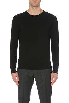 REISS Donnie crew-neck jumper