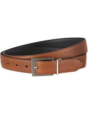 REISS Calloway classic reversible belt