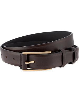 REISS Vinnie lux formal belt