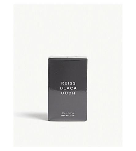 REISS Black Oudh eau de parfum 50ml (Black