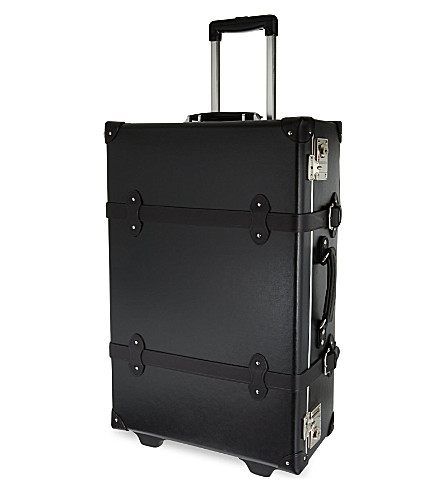 REISS Gallivant two-wheel suitcase 64cm (Black