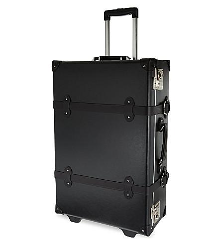 REISS Gallivant two-wheel suitcase 64cm (Black