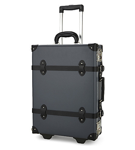 REISS Wayfarer two-wheel cabin suitcase 54 cm (Grey