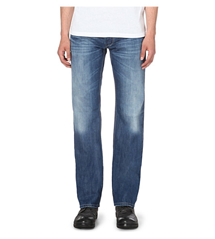 DIESEL Larkee regular-fit straight jeans l.32 (Denim