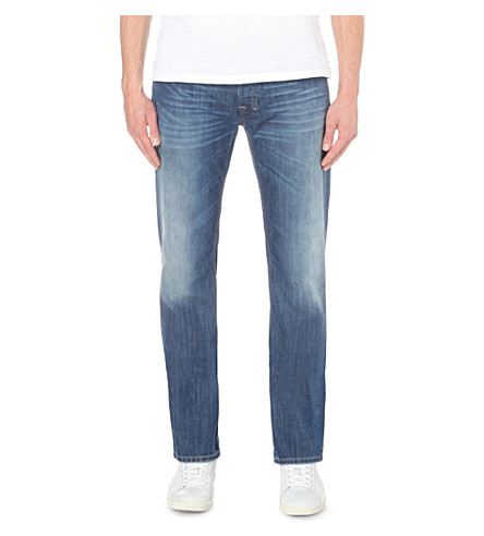 DIESEL Zatiny regular-fit bootcut jeans (Denim