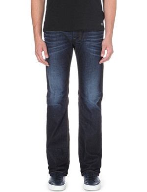 DIESEL Zatiny regular-fit bootcut jeans 30