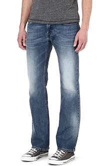 DIESEL Zatiny regular-fit bootcut jeans