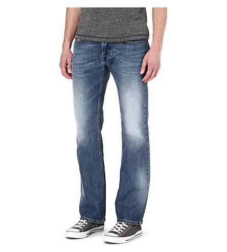 DIESEL Zatiny regular-fit bootcut jeans (01