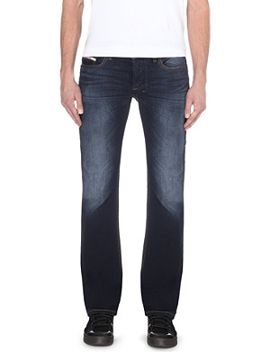 DIESEL Zatiny regular bootcut mid-rise jeans