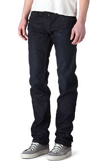 DIESEL Back In The Saddle 0806X regular tapered jeans