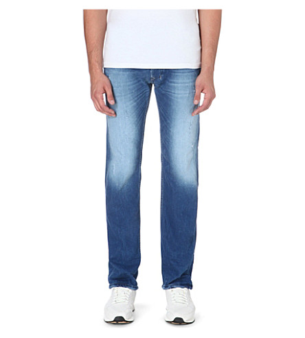DIESEL Safado slim-fit straight jeans (Blue