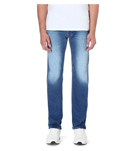 DIESEL Safado slim-fit straight jeans (Blue