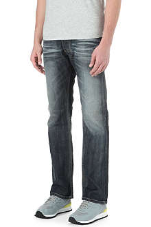 DIESEL Safado regular-fit mid-rise jeans