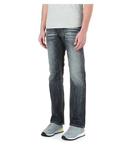 DIESEL Safado regular-fit straight jeans (01