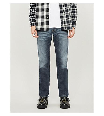 DIESEL Safado regular-fit mid-rise jeans (1