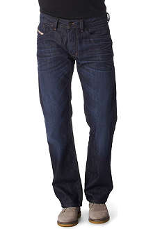 DIESEL Larkee 073N regular-fit straight jeans