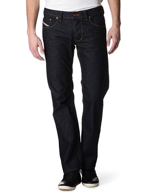DIESEL Larkee 08Z8 regular-fit straight jeans