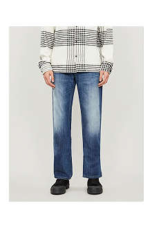 DIESEL Larkee 08XR regular-fit straight jeans