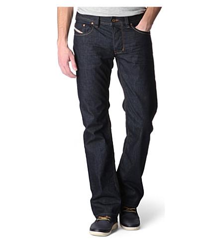 DIESEL Larkee straight jeans (Indigo