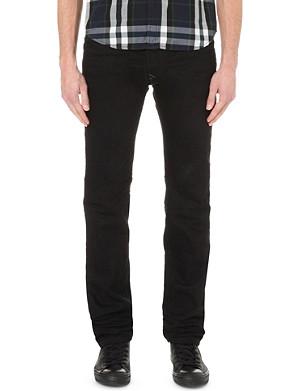 DIESEL Darron 008QU slim tapered jeans