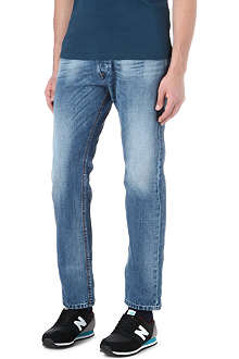 DIESEL Darron slim-fit tapered jeans