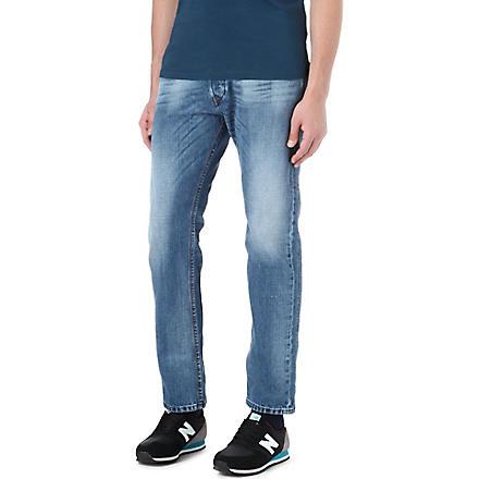 DIESEL Darron slim-fit tapered jeans (01 (denim)