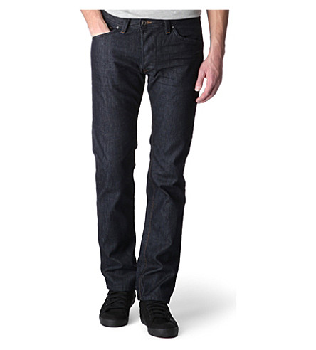 DIESEL Darron slim-fit tapered jeans (Indigo