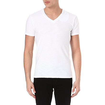 DIESEL Tos v-neck t-shirt (100 (white)