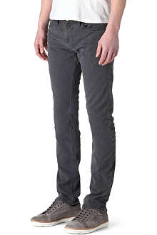DIESEL Shioner 0600R skinny-fit stright jeans