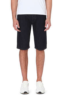 DIESEL Kroshort stretch-denim shorts
