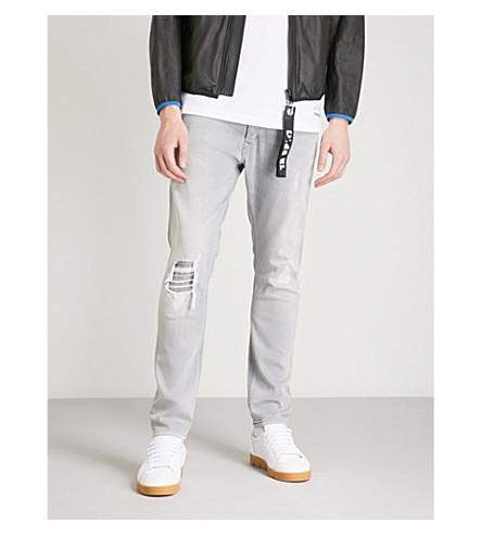 DIESEL Tepphar slim-fit skinny jeans (Grey
