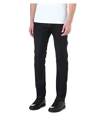DIESEL Tepphar slim-fit tapered jeans (01