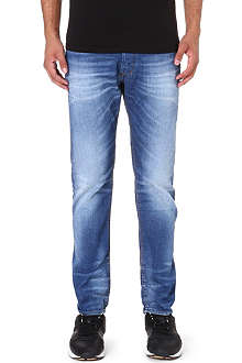 DIESEL Tepphar 0831D slim-fit tapered jeans L30