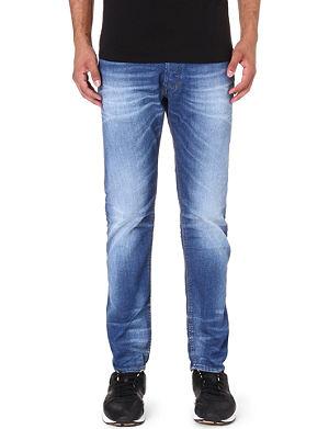 DIESEL Tepphar 0831D slim-fit tapered jeans L30