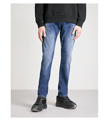 DIESEL Tepphar slim-fit carrot jeans (Denim