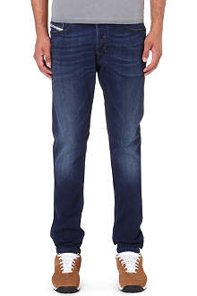 DIESEL Tepphar 0814W slim-fit tapered jeans L32