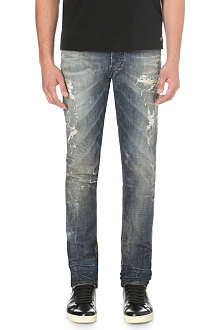 DIESEL Tepphar slim-fit tapered jeans