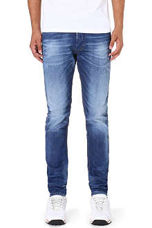 DIESEL Tepphar 0831D slim-fit tapered jeans L32