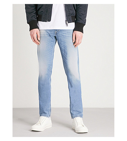 DIESEL Tepphar mid-rise jeans (Denim