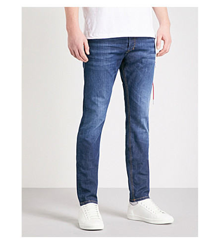 DIESEL Tepphar slim-fit carrot jeans (Denim